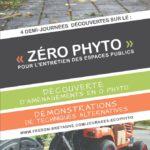 « Zéro phyto » : pour l'entretien des espaces publics